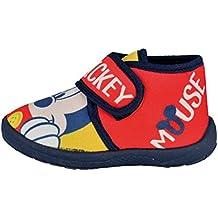 Mickey - Zapatillas slip media bota tpr inyect, talla .23-28 de mickey (25)