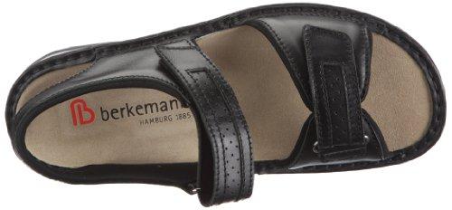 Berkemann Fabian 05802-901, Sandales homme Noir - V.2