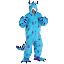 Adult Sullivan the Monster Fancy dress costume X-Small