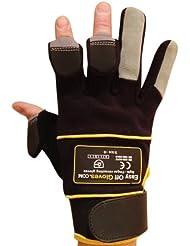 Gants velcro pour les doigts - Idéal pour le jardinage, les photographes, les commerçants, la pêche et les sports.