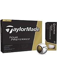 TaylorMade Golf 2016 Tour Preferred TP Hommes Soft Tech ™ 5-Couche Balles de Golf