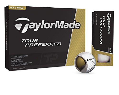 taylormade-golf-2016-tour-preferred-tp-mens-soft-techa-5-layer-golf-balls-blanc