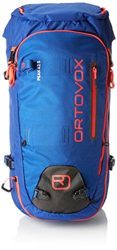 Ortovox Peak 42 S - Zaini Unisex Adulto, Blu (Strong Blue), 24x36x45 cm (W x H L)