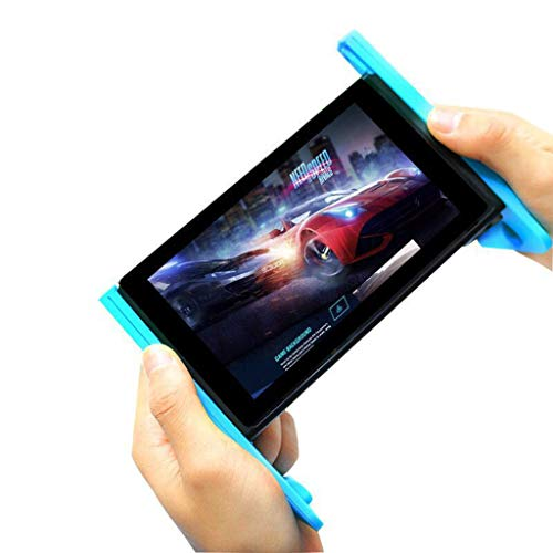 1 Paar Halterung Webla Nintendo für Nintendo Switch Schutzhülle aus weichem Silikon für die Haut, blau