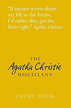 The Agatha Christie Miscellany (Literary Miscellany) by [Cook, Cathy]