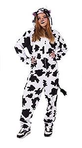 Rubies- Disfraz Vaca, Talla única (Rubie
