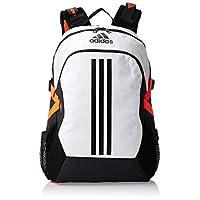 adidas Unisex-Adult Backpack, White/Black - FI7969