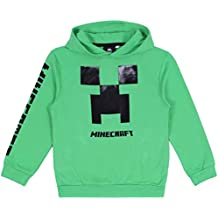 Sudadera Verde Minecraft