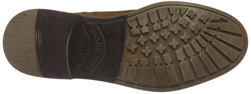 Dockers by Gerli 39fi003-182440, Bottines à doublure froide homme Brun (Tan 440)