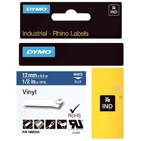 Dymo 1805243 Rhino Coloured Vinyl - Vinyl