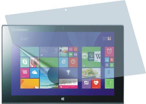 4ProTec 2X Lenovo IdeaTab Miix2 10.1 ENTSPIEGELNDE Premium Displayschutzfolie Bildschirmschutzfolie Schutzhülle Displayschutz Displayfolie Folie