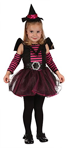 Bristol Novelty Kleine Hexe Kostüm für Kleinkinder