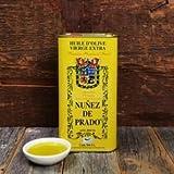 1 Lata de 1 l - Nuñez de Prado - Aceite de oliva virgen extra en rama ecológico por Oliva Oliva Internet S.L.