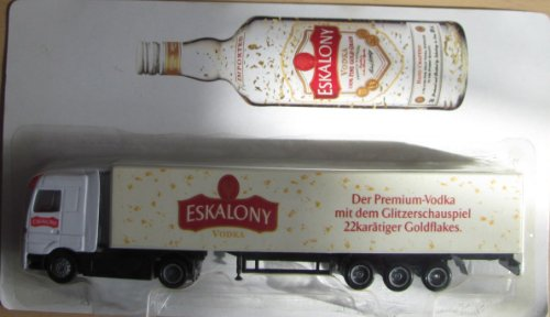 Eskalony Nr.01 - Premium Wodka - MB Actros - Sattelzug