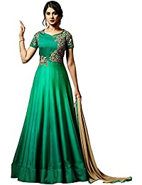 Insight Ecommerce Dresses And Dress Materials For Women New Party Wear Collections For Women's Cotton Salwar Suit...