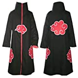 Naruto Anime Akatsuki Cosplay Medium Umhang