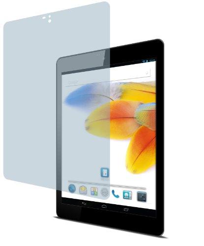4ProTec Odys Connect 8+ Plus (2 Stück) Premium Bildschirmschutzfolie Displayschutzfolie ANTIREFLEX Schutzhülle Bildschirmschutz Bildschirmfolie Folie