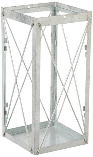 Laterne antikzink 35cm