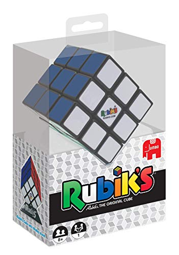 Preisvergleich Produktbild Jumbo Spiele 12163 12163-Rubik's Cube-3x3