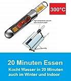 Solar BBQ Griller