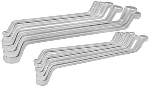 Matador Jeu de clés polygonales, 12 pièces 6 x 7-30 x 32 mm, 0200 9120