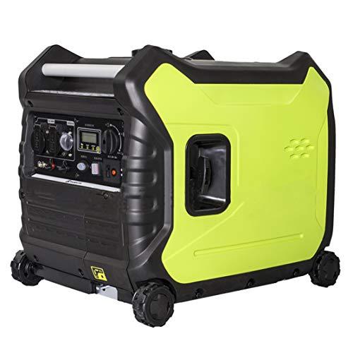 HIOD 3500w Generador de Gasolina Silencioso 220v 3.5kva Generador de Inversor de...