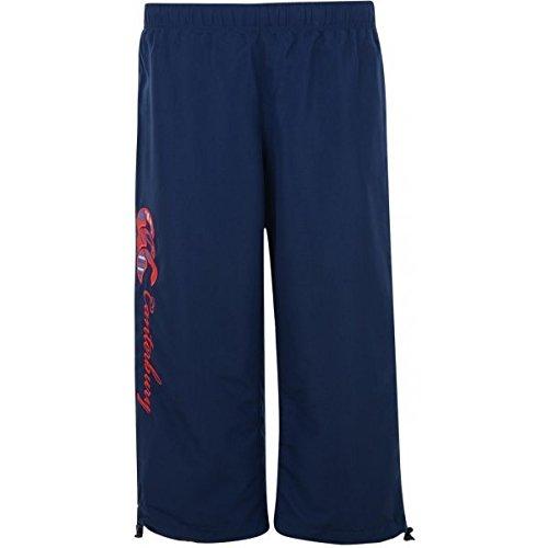 CANTERBURY Uglies 3/4Damen Hose–Marineblau (Größe 8) (Nike-dance-jersey)