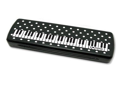 Caso Musica a tema Black Pencil con