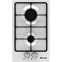 Meireles MG 4320 X hobs - Placa (Integrado, Gas, Acero inoxidable, Giratorio