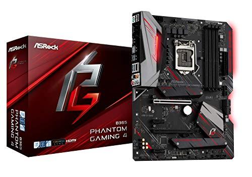 Dual-gbe-motherboard (ASRock B365 Phantom Gaming 4 LGA1151/ Intel B365/ DDR4/ Quad Crossfirex/SATA 3/ USB 3.1/ m.2/ A/GbE/ATX Motherboard)