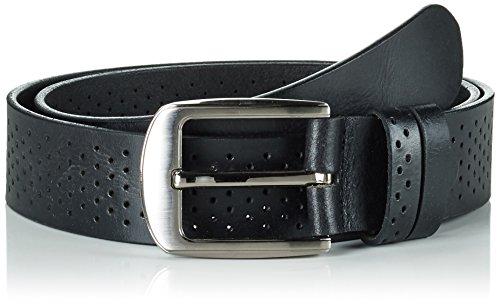 Mexx MX3024582, Cintura Uomo, Nero (Black 001), 90 cm