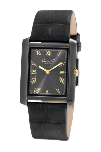 Kenneth Cole Unisex Analogue Watch with Gray Dial Analogue Display - KC1903
