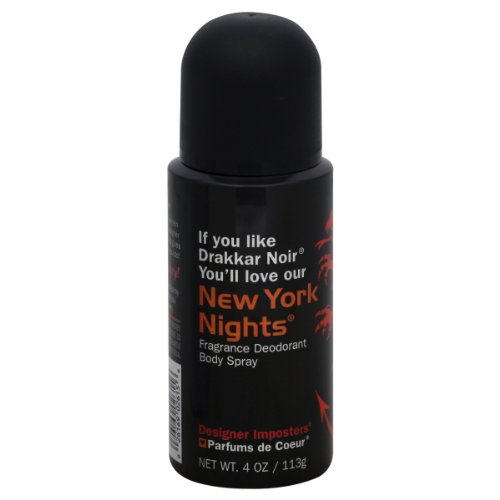 Designer Imposters New York Nights Torso Spray 4 Oz by Designer Imposter