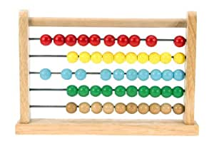 A.B.Gee 818 A277 Wooden Abacus Toy
