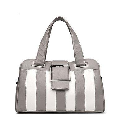 Frauen Mode klassische Crossbody-Tasche Gray