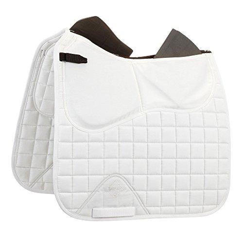 LeMieux Sport-Schabracke mit Pro-Sorb-System, quadratisch L weiß