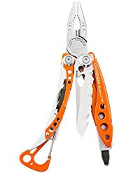 Leatherman 831789 Skeletool RX Multifunktions Unisex Erwachsene, Orange