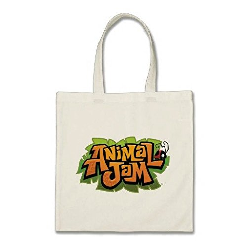 animal-jam-cotone-borsa-di-tela