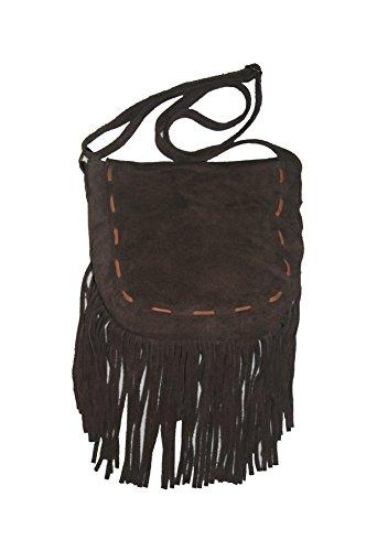Indimode - Sacchetto donna brown 1