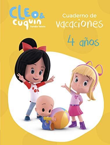 Cuaderno vacaciones Cleo y Cuquin - 4 años (Cleo y Cuquín. Actividades)