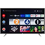 BPL 123 cm (49 inches) 4K Ultra HD Official Android LED Smart TV T49AU26A (Black)