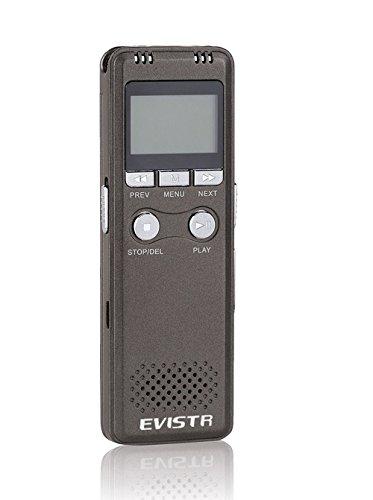 Buy Evistr 8gb Security Digital Voice Compare Today S