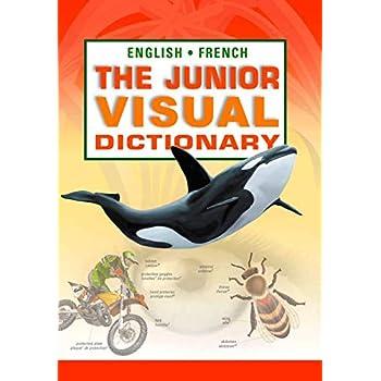 Le nouveau dictionnaire visuel junior français-anglais