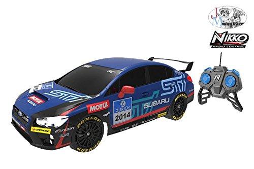 Van Der Meulen Rc Auto 1:16 Nikko Subaru 0382155, Multicolor, 893117