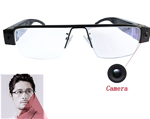 Joycam occhiali con fotocamera 1080p videocamera registrazione hd eyewear dvr camcorder per uomini e donne