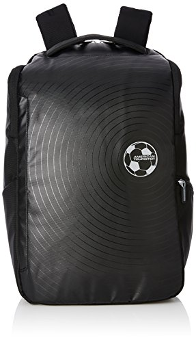 American Tourister Curio 23 Ltrs Black Laptop Backpack (AO8 (0) 17 017)