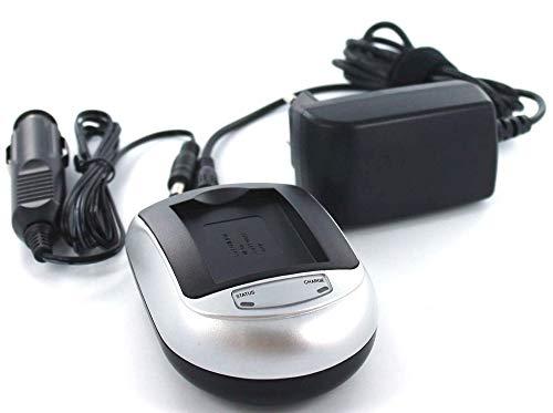 Akkuversum Ersatz Ladegerät kompatibel mit General Electric J1456W Ersatznetzteil Stromversorgung Camcorder Videokamera -