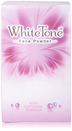 White Tone Talcum Powder - Talc Face 70g Pack
