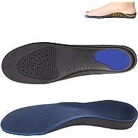 DODOING Unisex Orthopädische Einlegesohle für Flache Fuß, Männer Frauen Orthesen Einlegesohlen Einlage Pad Schuhe... preisvergleich bei billige-tabletten.eu