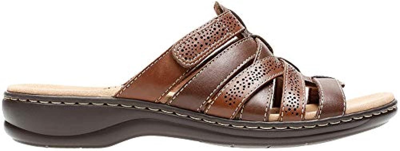 Clarks Wouomo Leisa Field Marronee Multi Leather 10 D D D US   Qualità e consumatori in primo luogo  f357d8